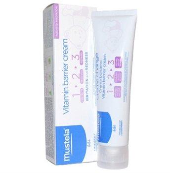 Mustela Бебешки защитен крем с витамини 100 мл. 4932